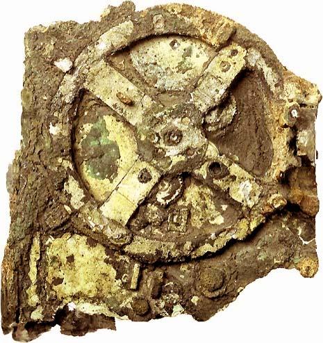 Az antikytherai mechanizmus