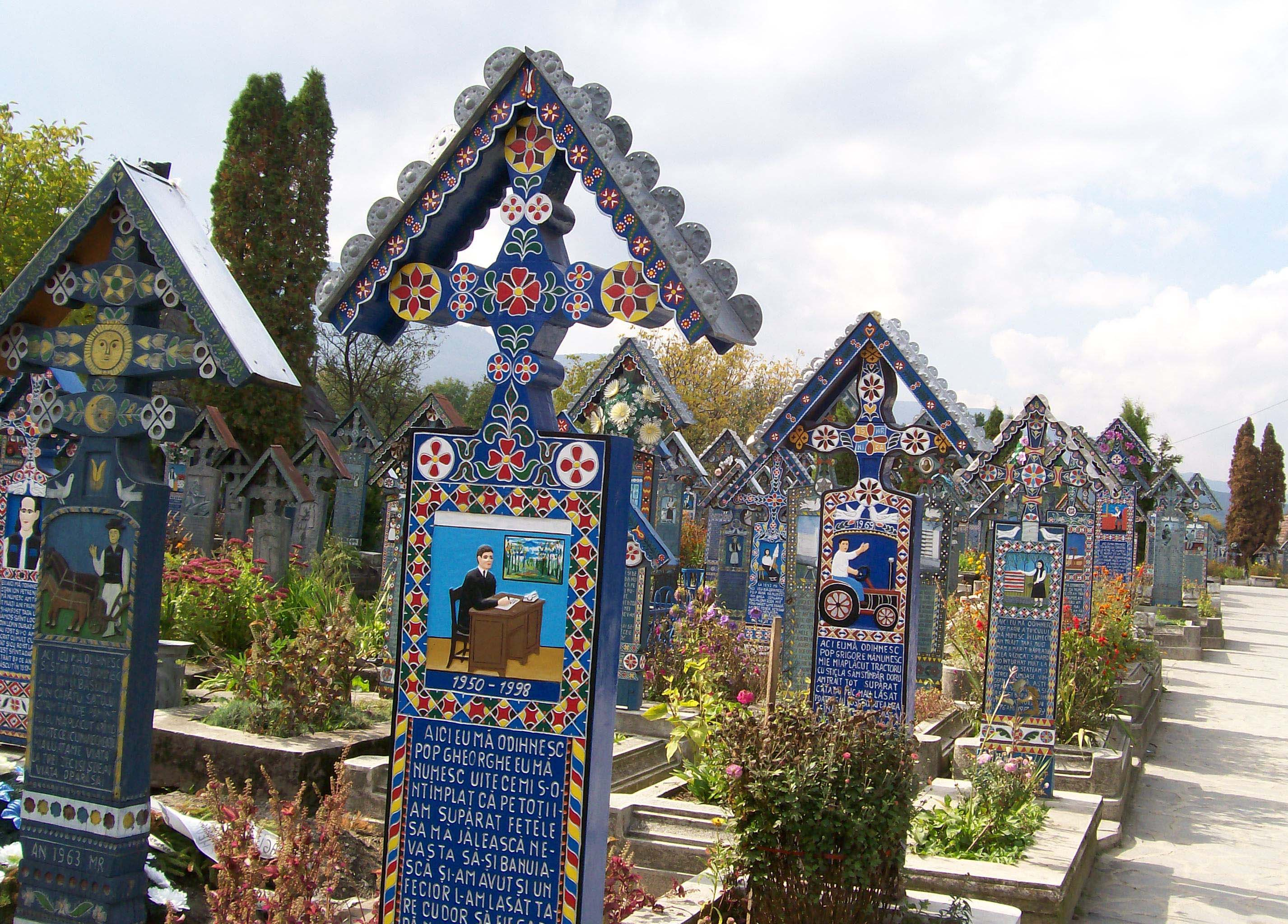 Poemas del ro Wang Merry cemetery