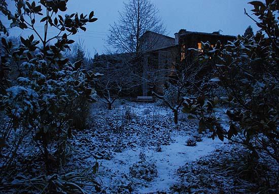 Csömör, end of November 2008