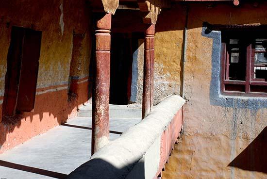 Tibeti kolostor, Sütő Zsolt fotója