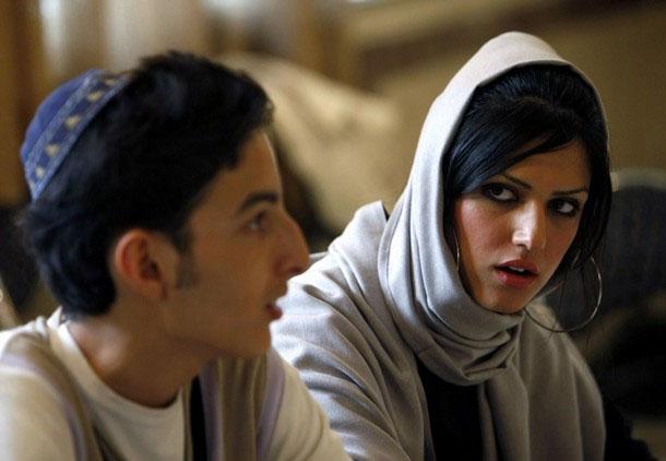 chinese dating iranian man