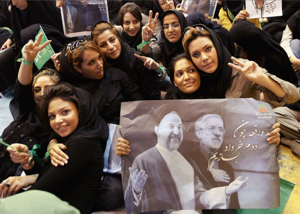 Iranian Women for Freedom