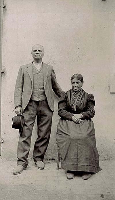 Olasz férj és feleség