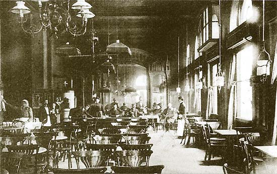 Kőbánya, Casino, Hermann Café