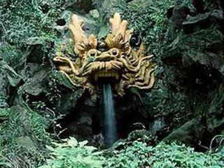 龙井 Longjing, a Sárkány-kút