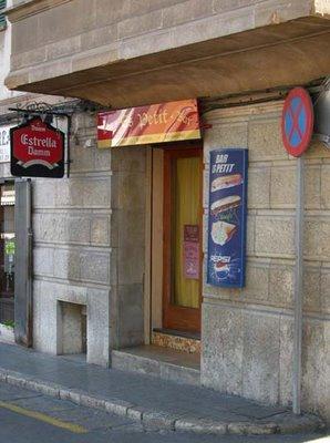Mallorca, Bar Es Petit