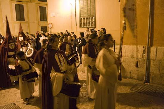 Mallorca, Holy Monday / Lunes Santo