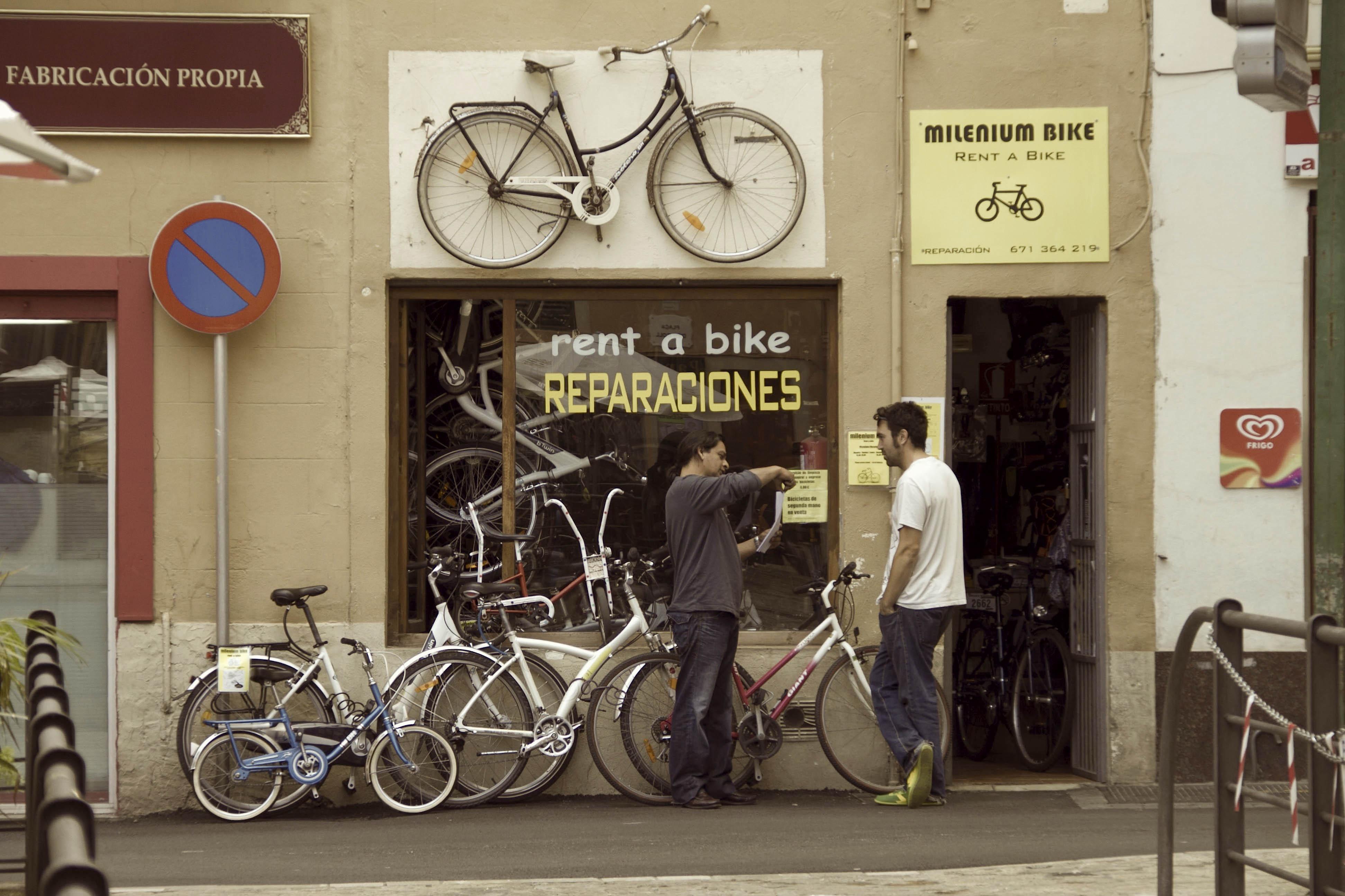 talleres bicicletas: