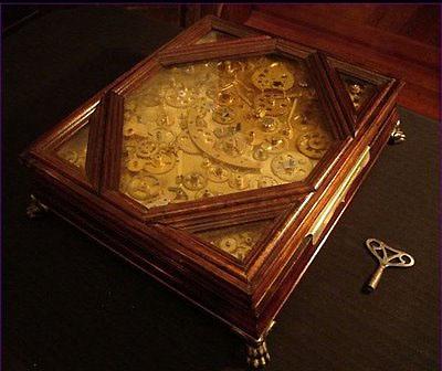 Perzsa antikizált számítógép