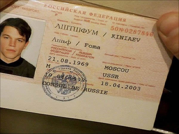 identity the russian