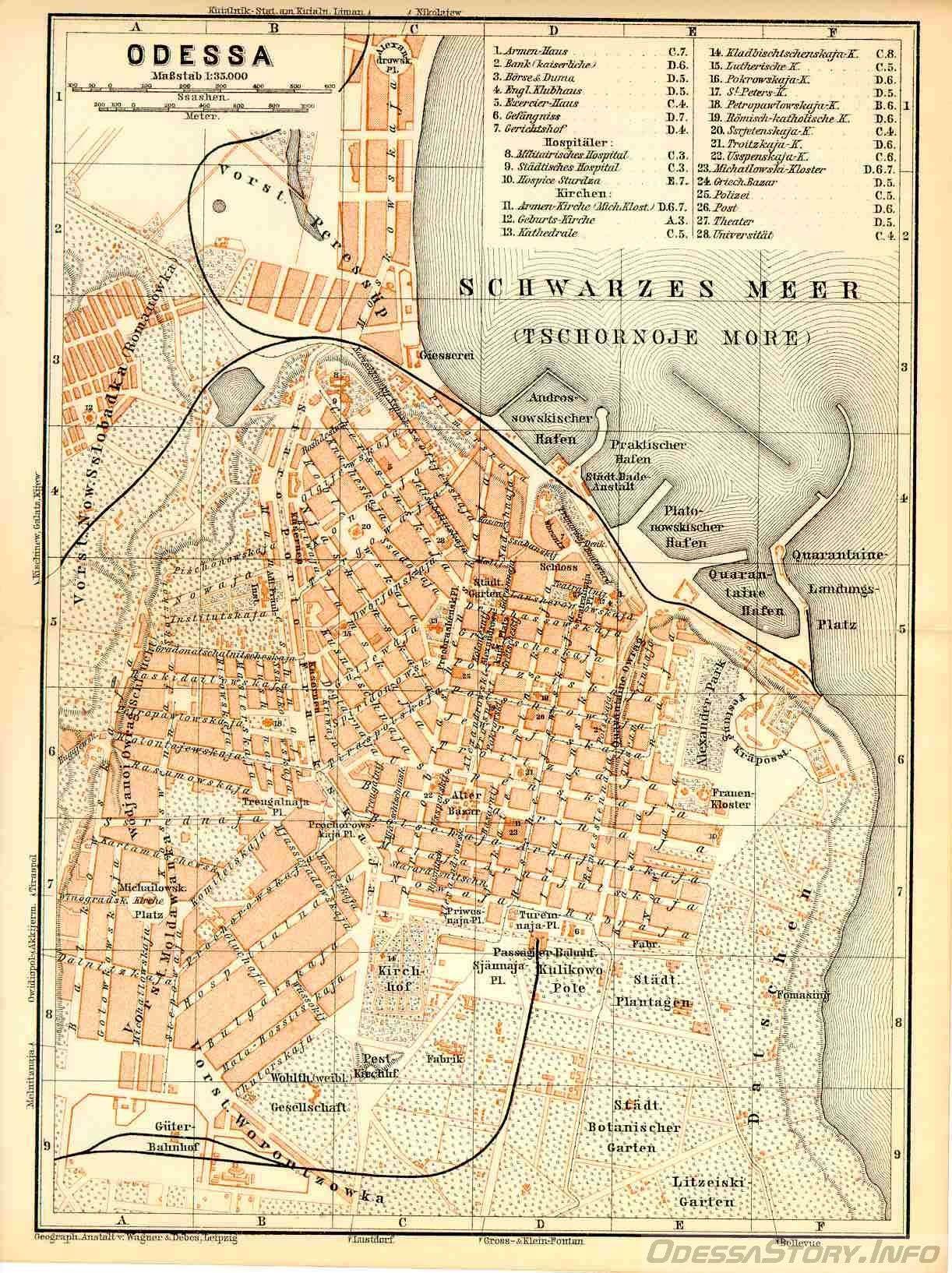 Odessa Russia at No 43 Bulgarski St  vivgenealogy
