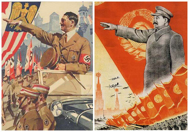 comparing adolf hitler and joseph stalin A comparison of hitler and stalin angelica calvillo his 306: twentieth-century europe april 26, 2010 adolf hitler's nazi germany and joseph stalin's soviet union are two controversial.