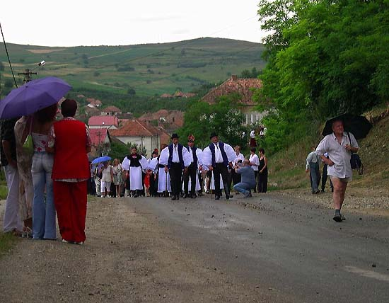 Wedding in Szk/Sic, Transylvania