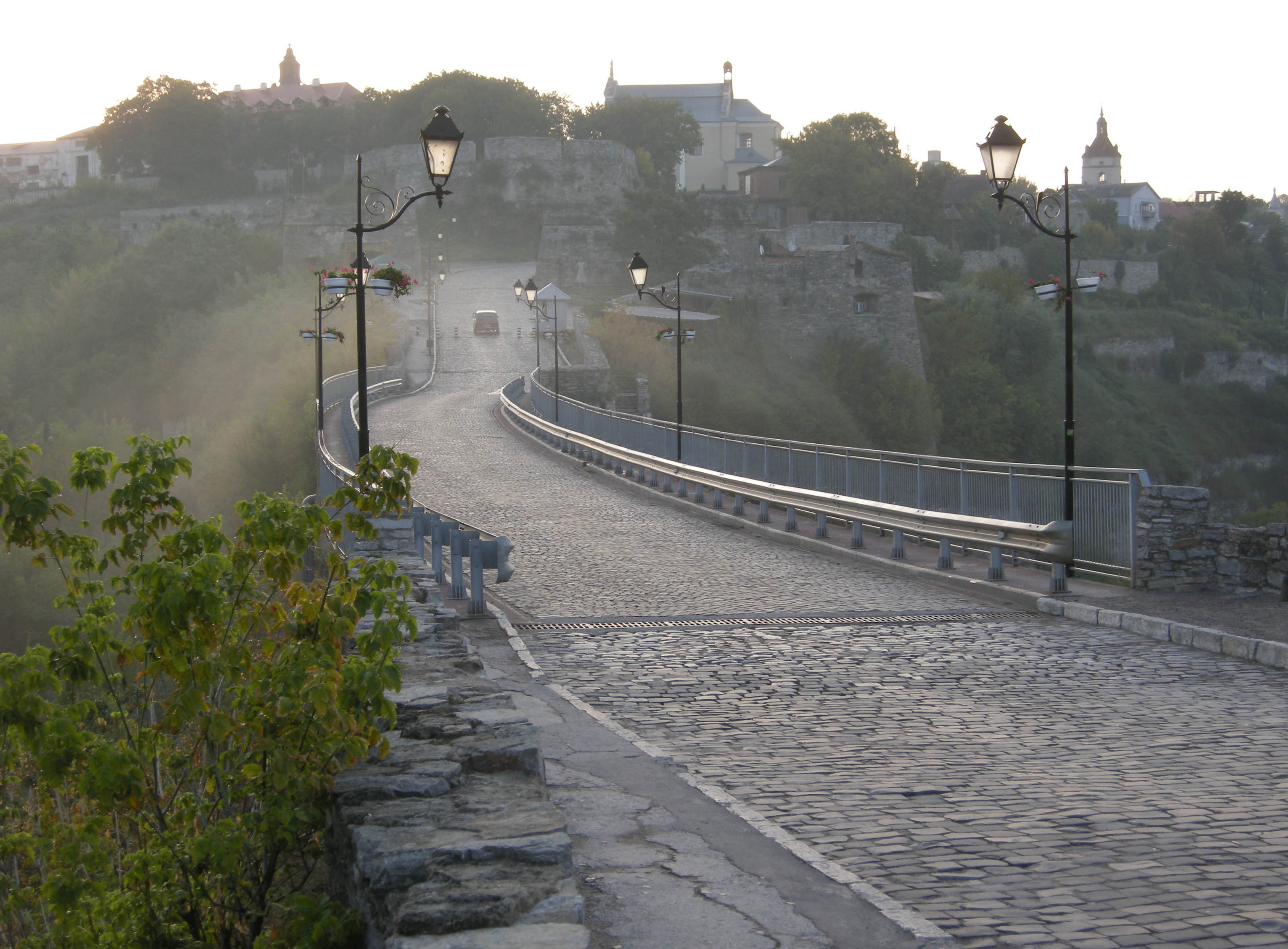 For the weekend - in Kamenetz-Podolsk