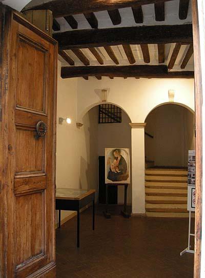 Urbino, Raffaello-ház