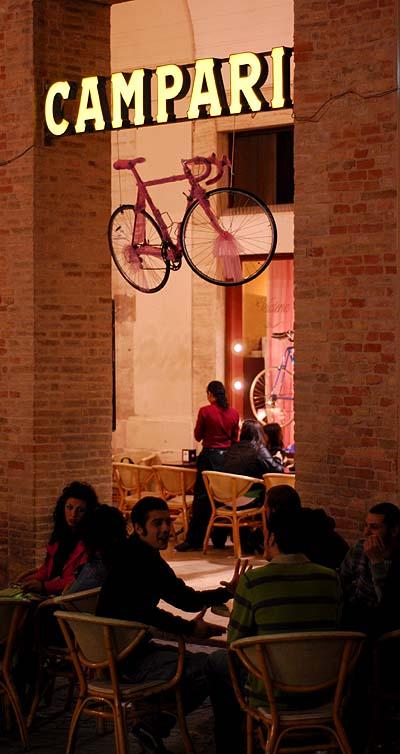 Urbino, Giro d'Italia