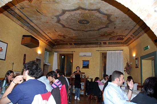 Urbino, Taverna degli Artisti